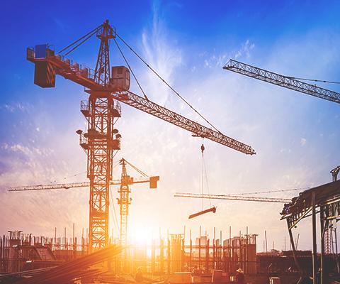 Construction crane thumbnail